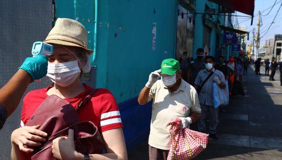 Aumentó la cifra de contagiados por coronavirus en el país. (Foto: HugoCurotto/GEC)