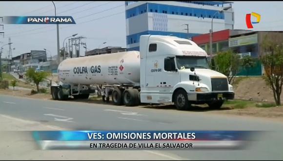 La tragedia en Villa El Salvador ha dejado un saldo de 22 fallecidos, hasta el momento. (Captura: Panorama)