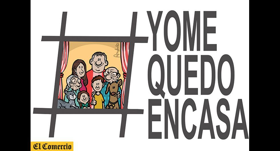 Publicado el 23/03/2020 en El Comercio.