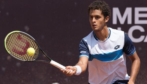 Juan Pablo Varillas ocupa el puesto 146 del ranking ATP. (Foto: Chile Open)