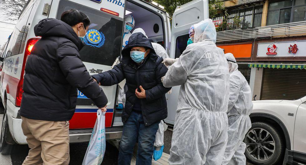 China ha ampliado el feriado actual por unos días y otras provincias como Shanghái han pedido a las empresas que retrasen su reapertura otra semana. (Foto: AFP)