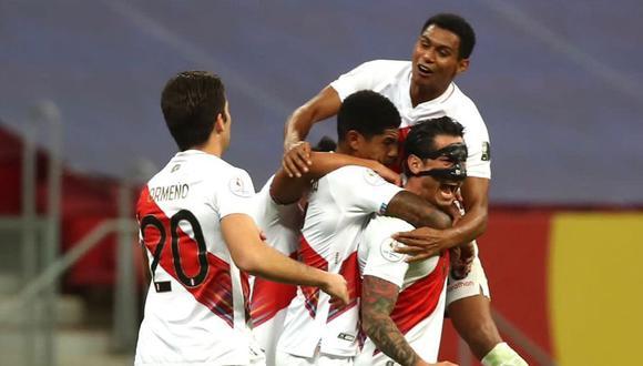 Perú se ubica último en la tabla de las Eliminatorias con cuatro puntos. (Foto: FPF)