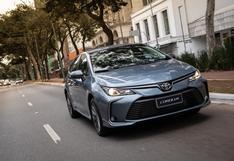 Toyota presentó el renovado Corolla 2021 en el Perú   FOTOS