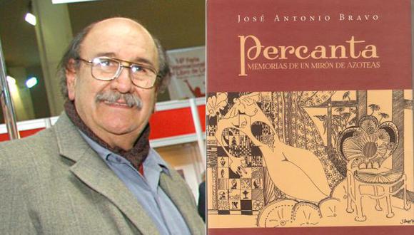 El escritor José Antonio Bravo publica nueva novela