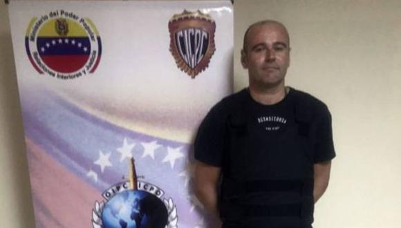 Venezuela captura a uno de los narcos más buscados de España