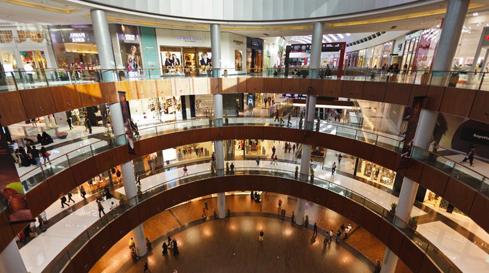 Conoce Dubai Mall, el centro comercial más grande del planeta - 1