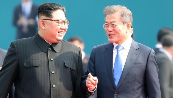 Kim Jong-un (Foto: EFE)