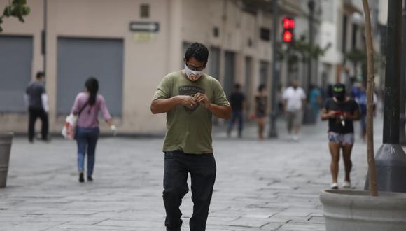 En Lima Oeste, la temperatura máxima llegaría a 23°C, mientras que la mínima sería de 16°C.  (Fotos Diana Marcelo / GEC)
