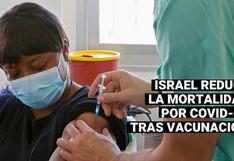 Israel: La mortalidad por coronavirus se redujo en 98,9% entre los vacunados con dosis de Pfizer