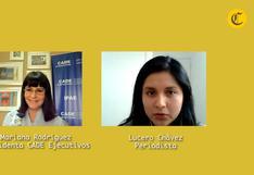 """Mariana Rodríguez: """"Hay que mostrar [...] con acciones que el empresario es un aliado del desarrollo del país"""""""