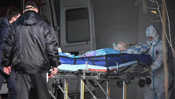 Coronavirus en Rusia | Últimas noticias | Último minuto: reporte de infectados y muertos miércoles 28 de octubre del 2020 | (Foto: Alexander NEMENOV / AFP).