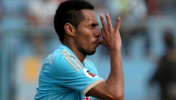 Carlos Lobatón y los seis golazos que anotó en menos de un año