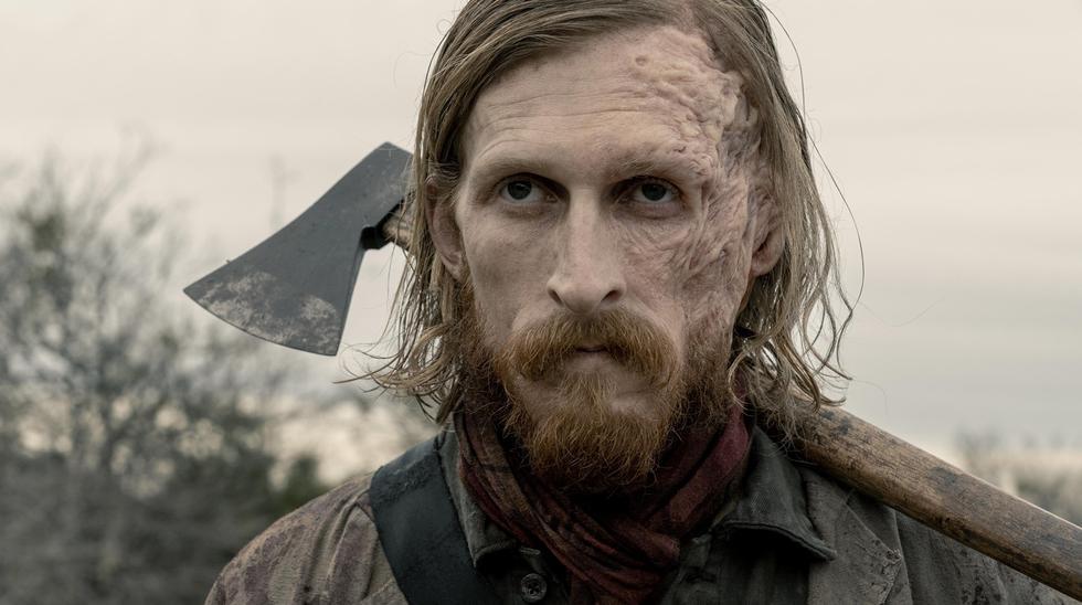 """Fear The Walking Dead"". Dwight (Austin Amelio) se une a la serie en las nuevas fotos. Foto: Fox."