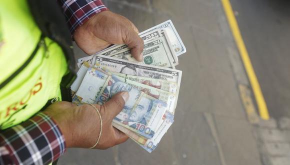 ¿A cuánto cotiza el dólar hoy, jueves 26 de noviembre? (Foto: Diana Chávez | GEC)