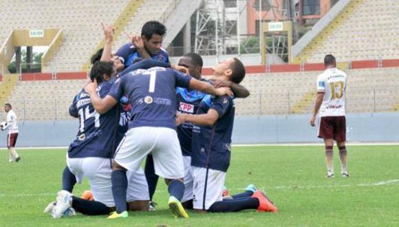 Vallejo venció 1-0 a Comercio y pelea el título del Apertura