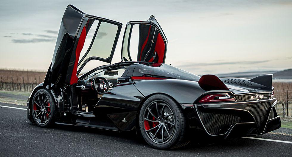 El diseño del SSC Tuatara estuvo a cargo de Jason Castriota, quien logró plasmar de manera ideal la evolución del superdeportivo desde el 2009. (Fotos: Shelby SuperCars).