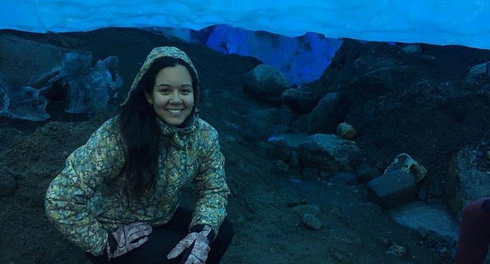 La investigación de Brenda D'Acunha es sobre el estudio de los flujos de carbono en los diferentes ecosistemas. Estudia su doctorado en Canadá, pero se encuentra haciendo su trabajo en campo en Brasil. (Archivo personal)