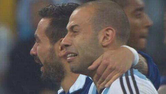 """Javier Mascherano: """"Hemos sufrido varios años, y valió la pena"""""""