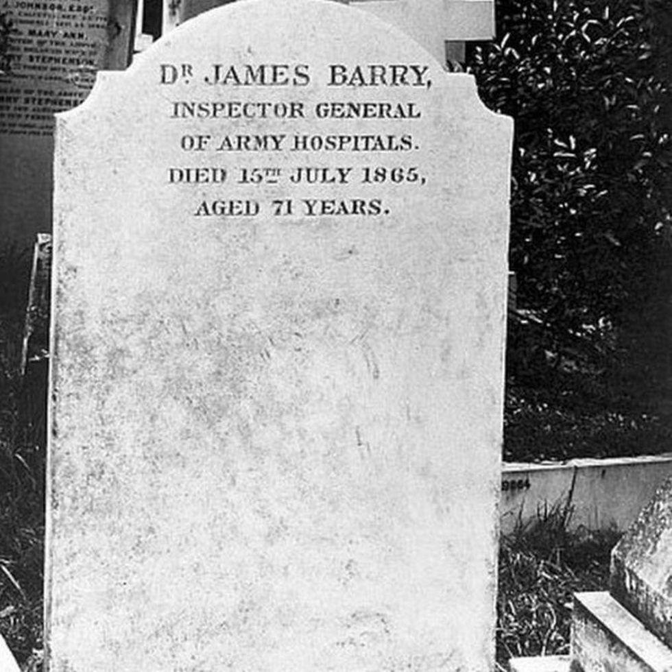 Está enterrado en el cementerio Kensal Green de Londres y su lápida lleva el nombre y el título con el que fue conocido la mayor parte de su vida. (Foto: Welcomes Images)