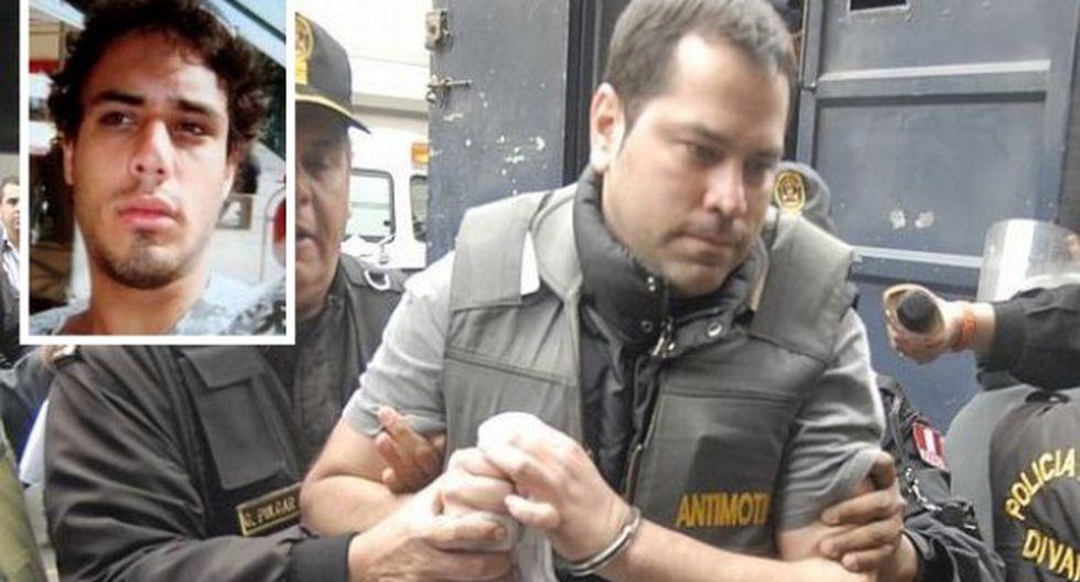 Caso Oyarce: peritos confirman agresividad de 'Loco David'