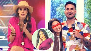 "Rebeca Escribens comenta sobre hija mayor de Gino Assereto: ""Se parece a Jazmín"""