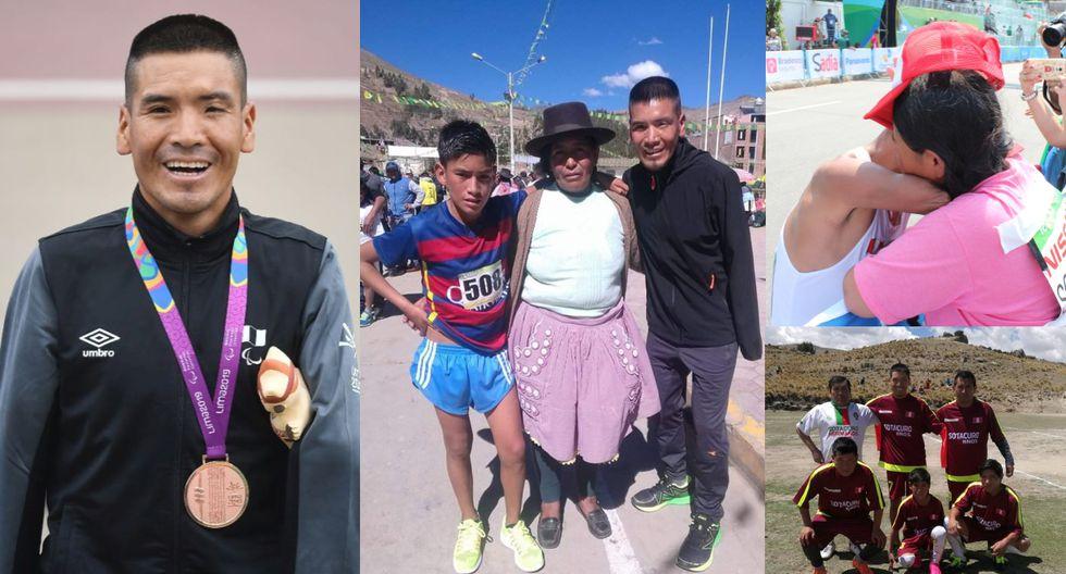 Efraín Sotacuro logró la presea de bronce en los 1.500 metros de los Parapanamericanos. Acá su historia desde el accidente que le quitó los brazos hasta su vida universitaria. (Fotos: Itea Photo / Facebook)
