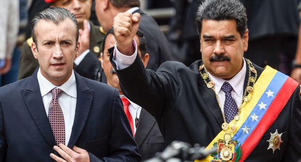 Maduro delega 15 de sus atribuciones al vicepresidente