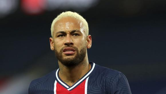 Neymar fue descartado del Barcelona vs. PSG de la vuelta de octavos en la Champions League. (Foto: AP)