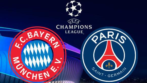 Bayern Munich y PSG protagonizan la gran final de la Champions League en Lisboa. Estos son todos los datos que debes conocer previo al partido. (Foto: Composición)