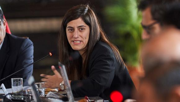 Ministra María Antonieta Alva declaró sobre inicio de operaciones del proyecto Tía María. (Foto: EFE)