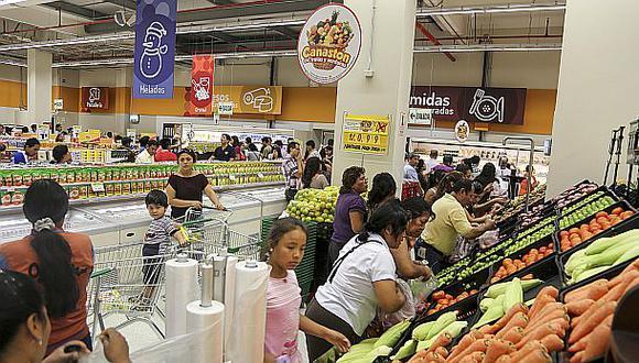 Cencosud confía en fuerte expansión retail de Perú y Colombia