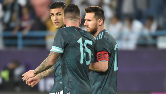 Argentina chocará con Uruguay por un amistoso FIFA. Conoce los horarios y canales de todos los partidos de hoy, lunes 18 de noviembre. (AFP)