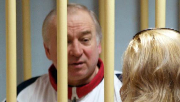 El ex espía ruso Sergei Skripal, condenado en su país por alta traición, permanece hoy en estado grave en un hospital de Salisbury, centro de Inglaterra, con síntomas de envenenamiento. (AFP).