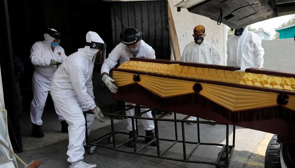 Coronavirus en México | Ultimas noticias | Último minuto: reporte de infectados y muertos lunes 27 de abril del 2020 | Covid-19 | (Foto: REUTERS / Carlos Jasso).