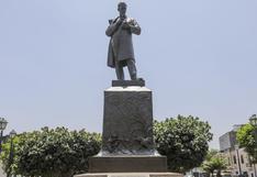 Barrios Altos: así luce el restaurado monumento a Antonio Raimondi de la plaza Italia