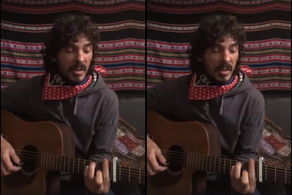 El músico argentino Milo Cubisino ha dejado sin aliento a miles de usuarios en Facebook (Foto: Facebook/ Milo Cubisino)