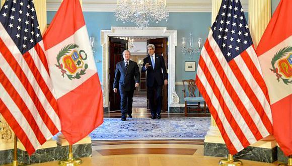 EE.UU. apoyará al Perú en la lucha contra la tala ilegal