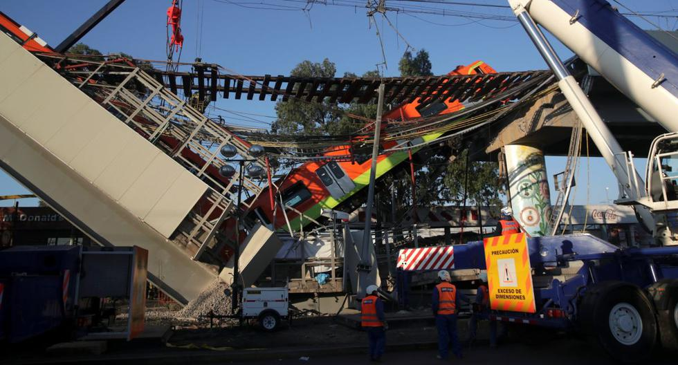 Mexico: international expertise will be requested to find out causes of the tragic accident in the CDMX Metro
