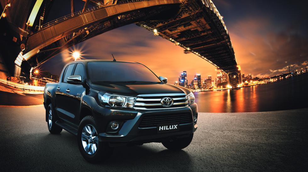 La nueva Toyota Hilux estará disponible en todos los concesionarios de la marca a nivel nacional, desde US$ 25.800 hasta US$44,000. (Fotos: Toyota).