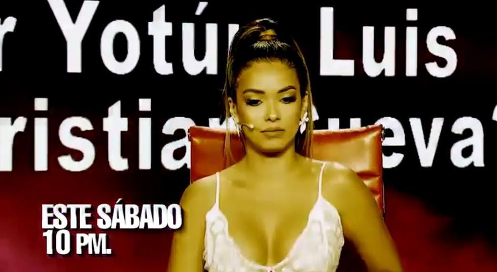 """Shirley Arica anunció que se pronunciará sobre lo sucedido en """"El valor de la verdad"""". (Imagen: Latina)"""