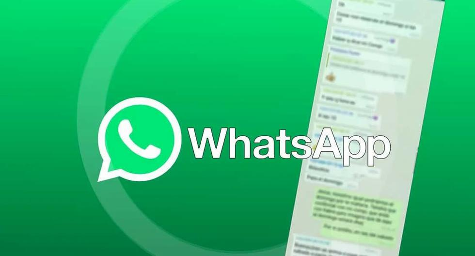 ¡Aprende ahora a tomar una captura de pantalla larga de WhatsApp y guarda toda tu conversación! (Foto: WhatsApp)
