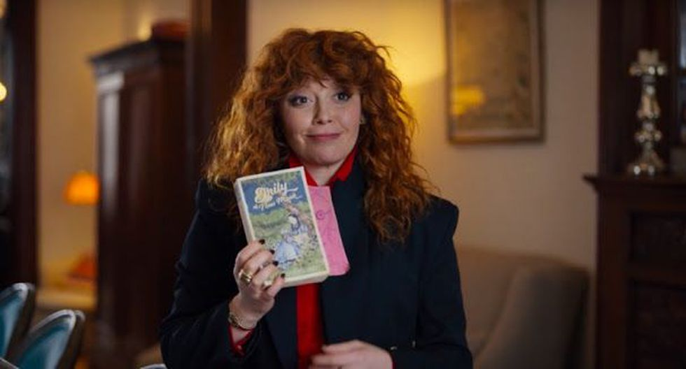 Natasha Lyonne es la protagonista y cocreadora de esta ficción. (Netflix)