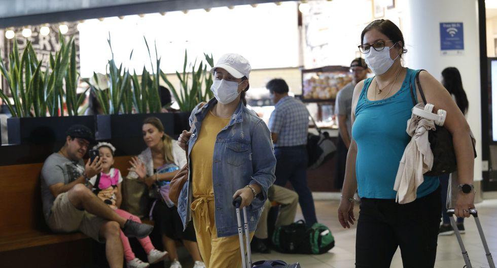 """Durante esta mañana el presidente Martín Vizcarra anunció que la mayoría de los infectados están """"básicamente en Lima"""".  (Foto: GEC)"""