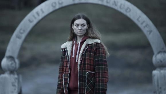 """""""Katla"""" es una nueva serie europea sobre pérdidas, apariciones y pasiones humanas. (Foto: Netflix)"""