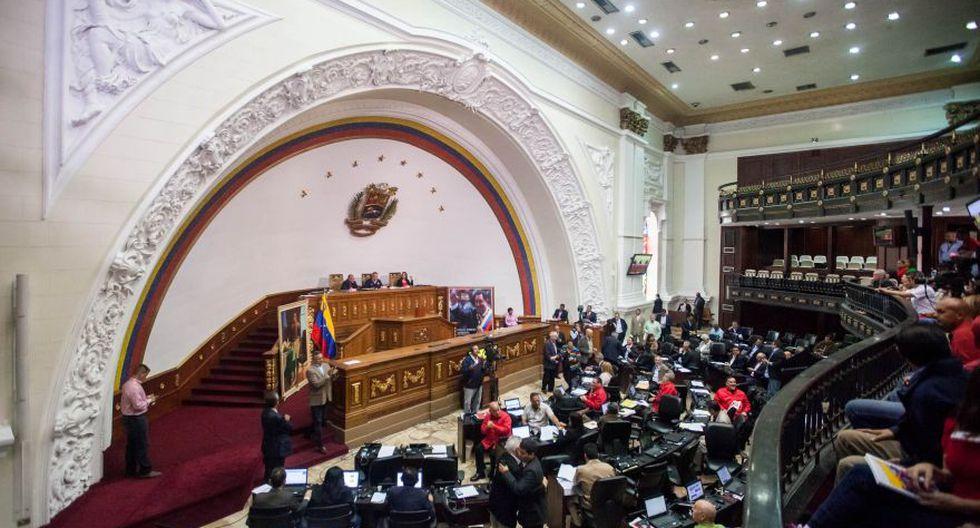 Oposición denuncia hallazgo de explosivo en Parlamento de Venezuela. (EFE)