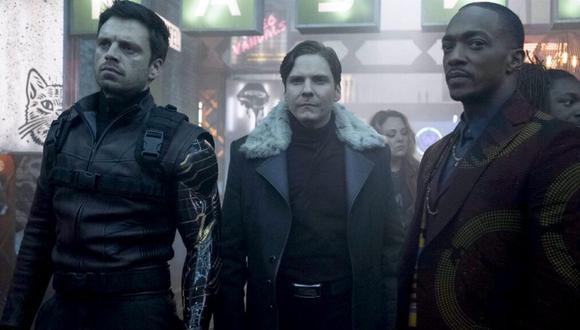 'Falcon y el Soldado del Invierno' estrenó este viernes su penúltimo episodio. (Foto: Disney +)