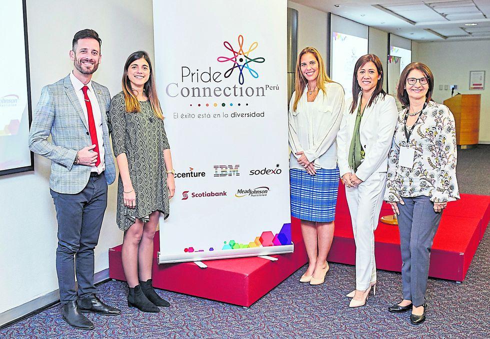 Pride Connection Perú apunta a sumar más de cincuenta empresas, superando el número de integrantes de su contraparte mexicana.