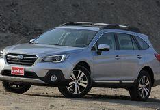 Probamos la renovada Subaru Outback, una SUV muy segura | FOTOS