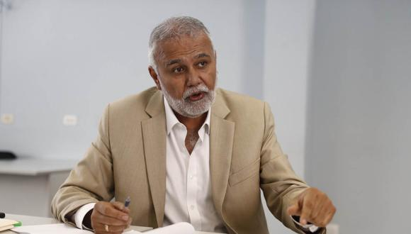 Luis Ramírez Urueta, director de Cruz del Sur. (Foto: César Campos)