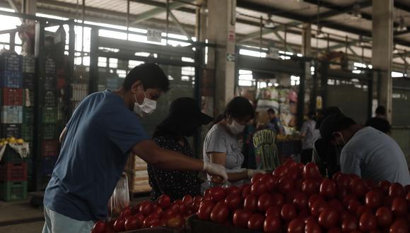 Gran Mercado Mayorista de Santa Anita. (GEC)